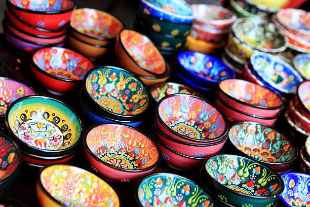 pottery art - pictafolio stock-fotos und bilder