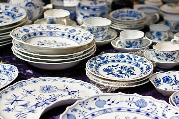 cerâmica, berlim - porcelana - fotografias e filmes do acervo