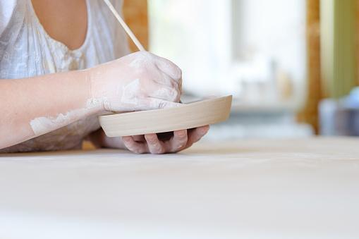 pottery courses handmade workshop paint crockery