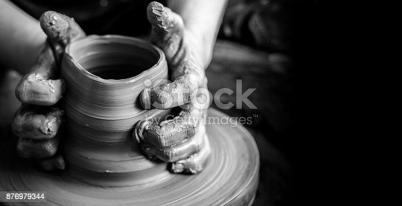 istock Pottery. 876979344