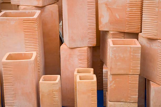 Pottery Series stock photo