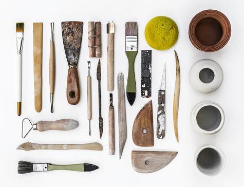 Pottery Tools