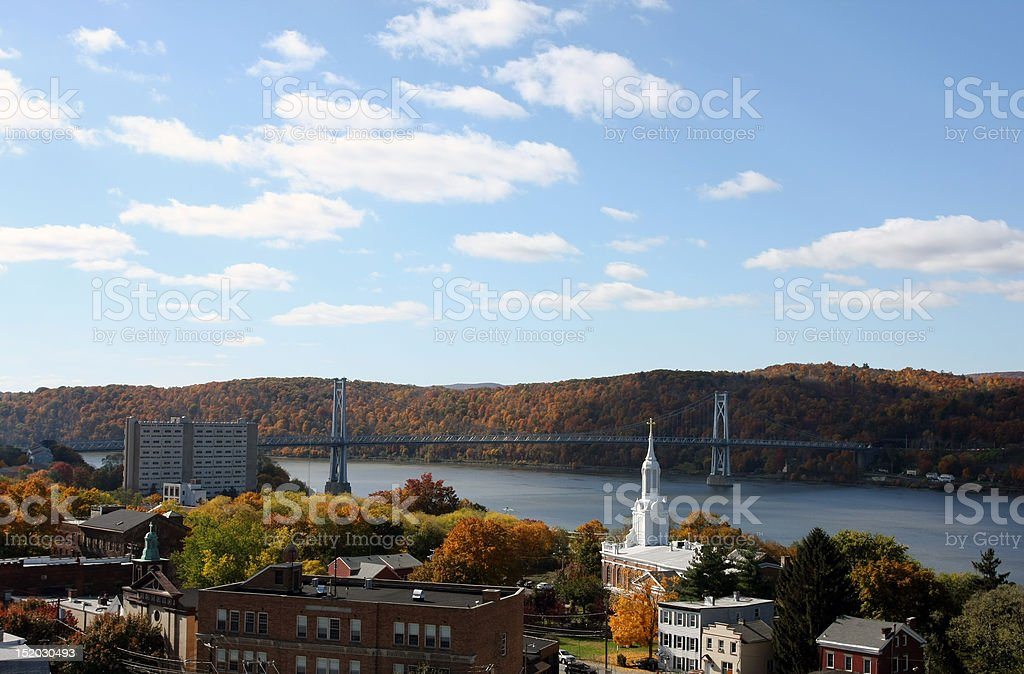 Poughkeepsie stock photo