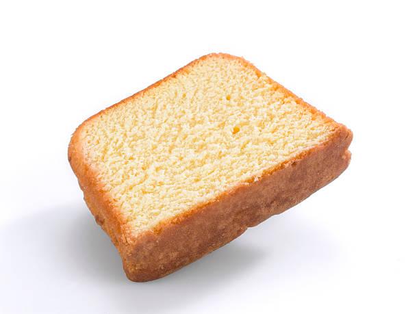 Bolo cake - foto de acervo