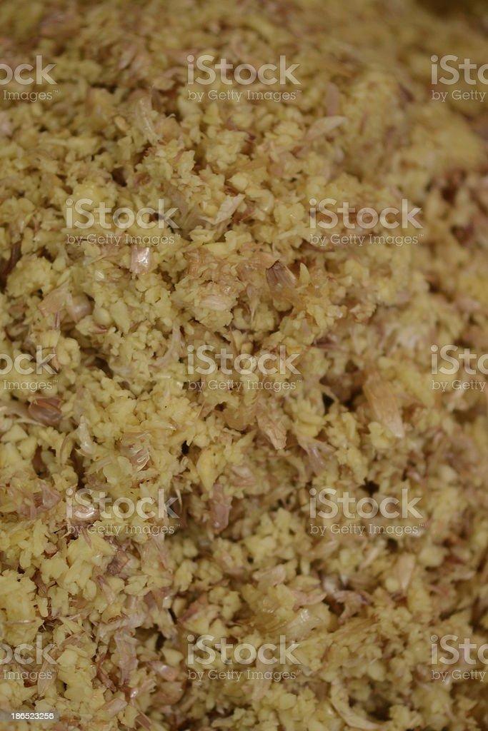 Pound onion royalty-free stock photo