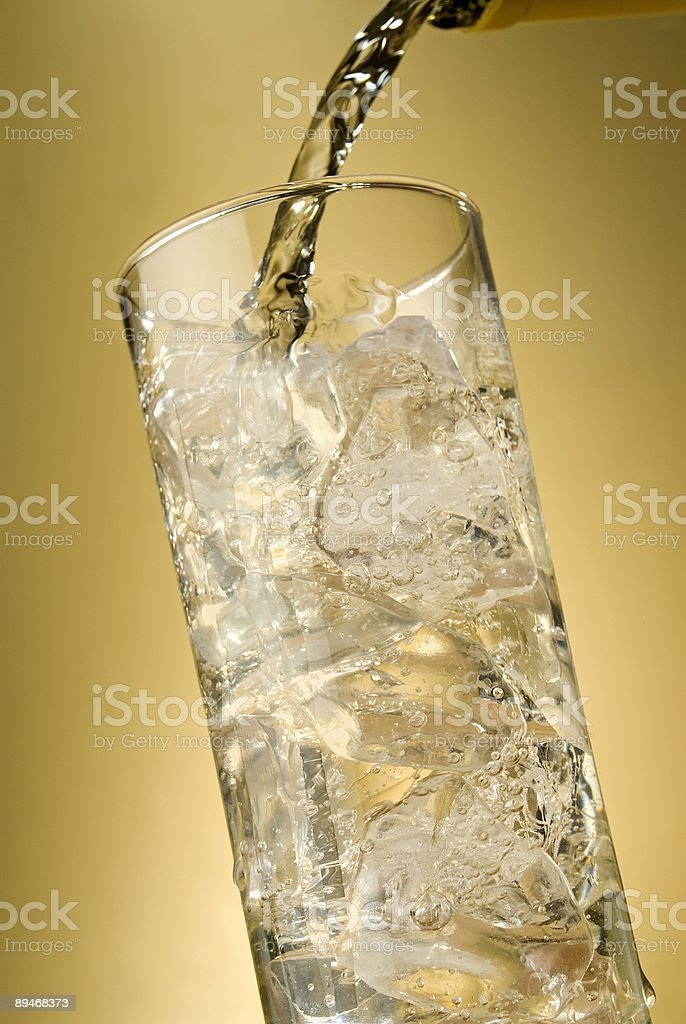pour me a gin and tonic royalty-free stock photo