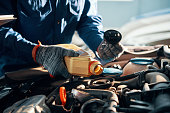 istock Pouring motor oil 1023988010