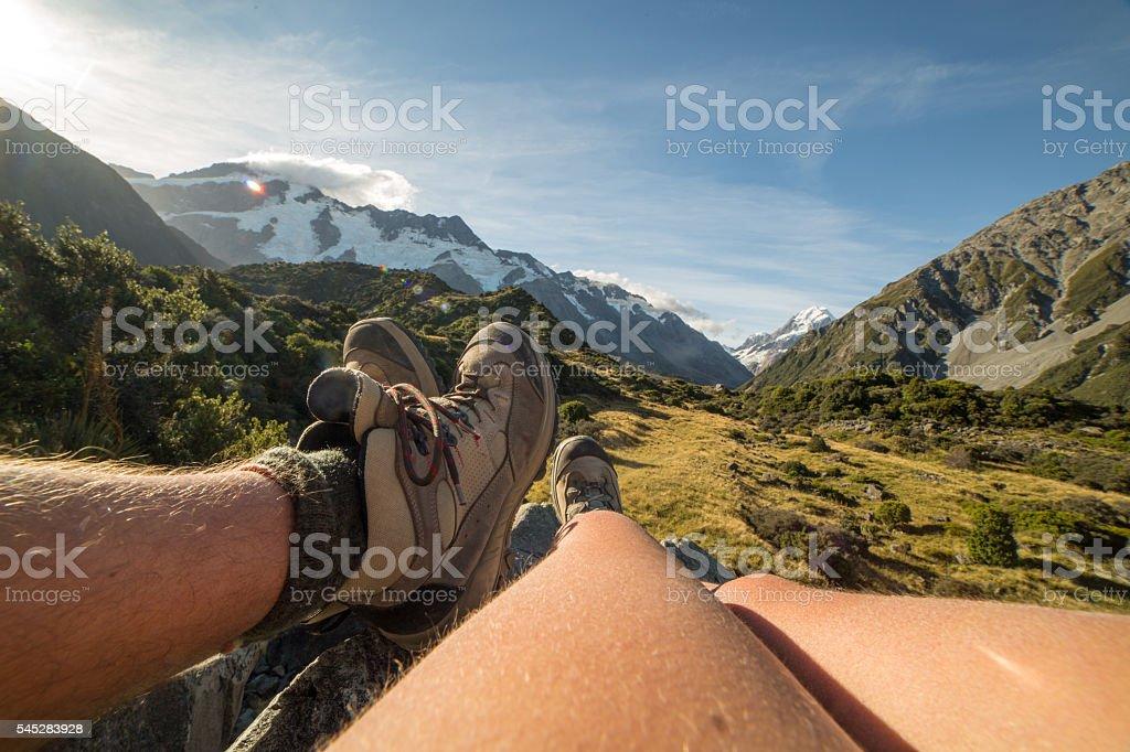 Любительские фото ног — img 15