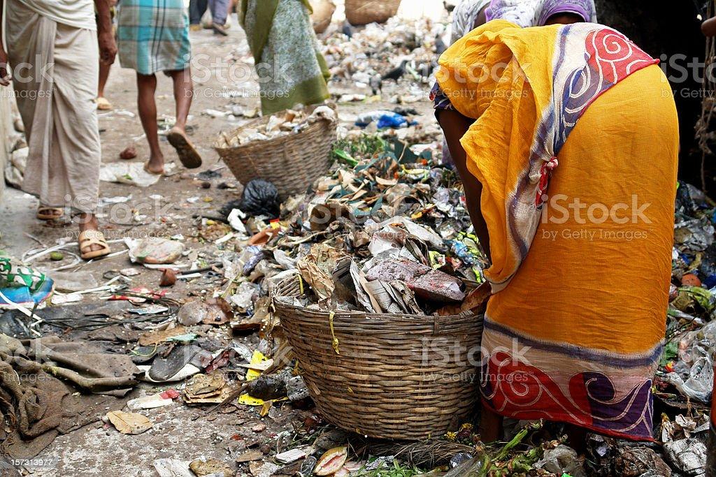 La pauvreté - Photo