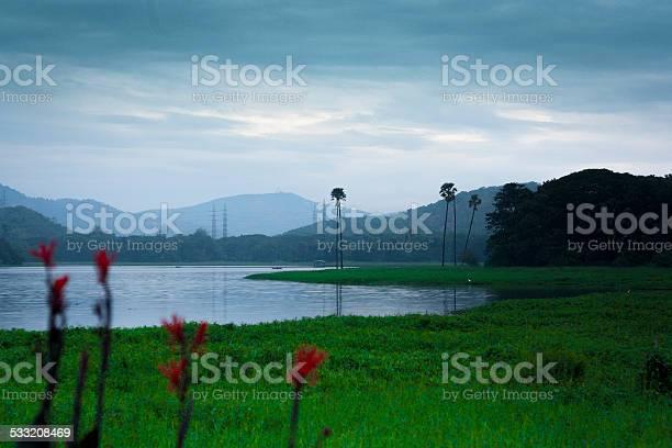 Photo of Powai Lake at early morning