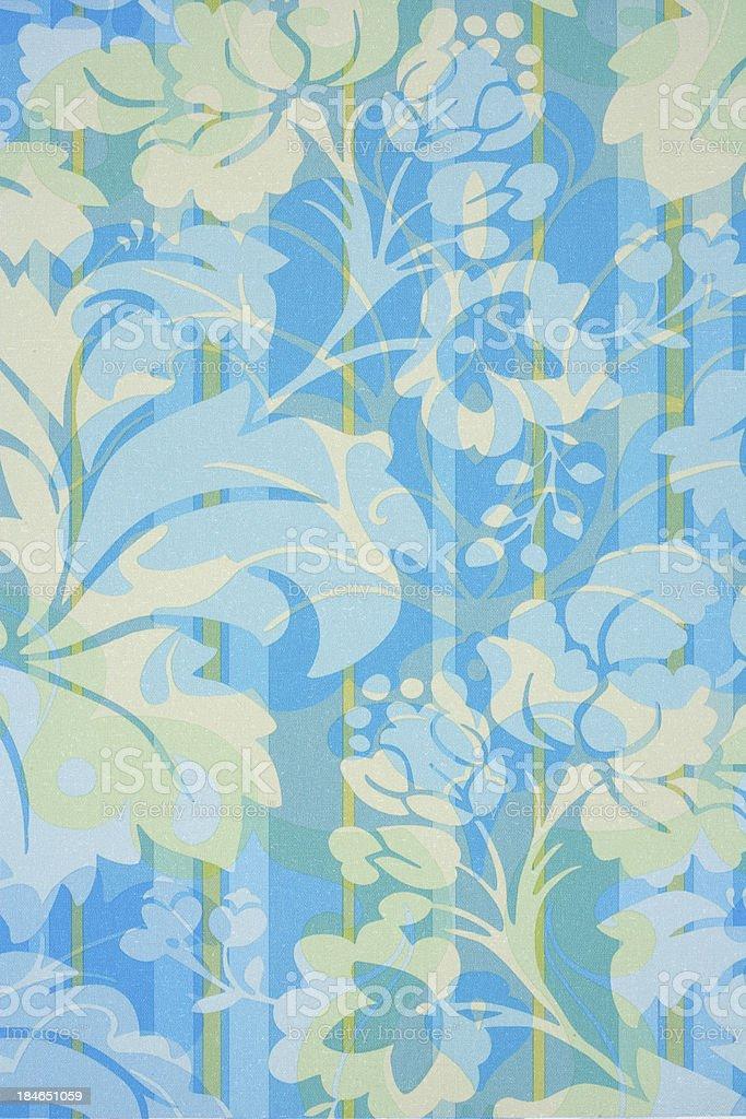Powder Blue Victorian Background royalty-free stock photo