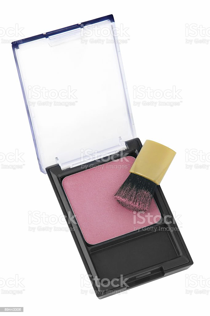 powder cosmetic royalty-free stock photo