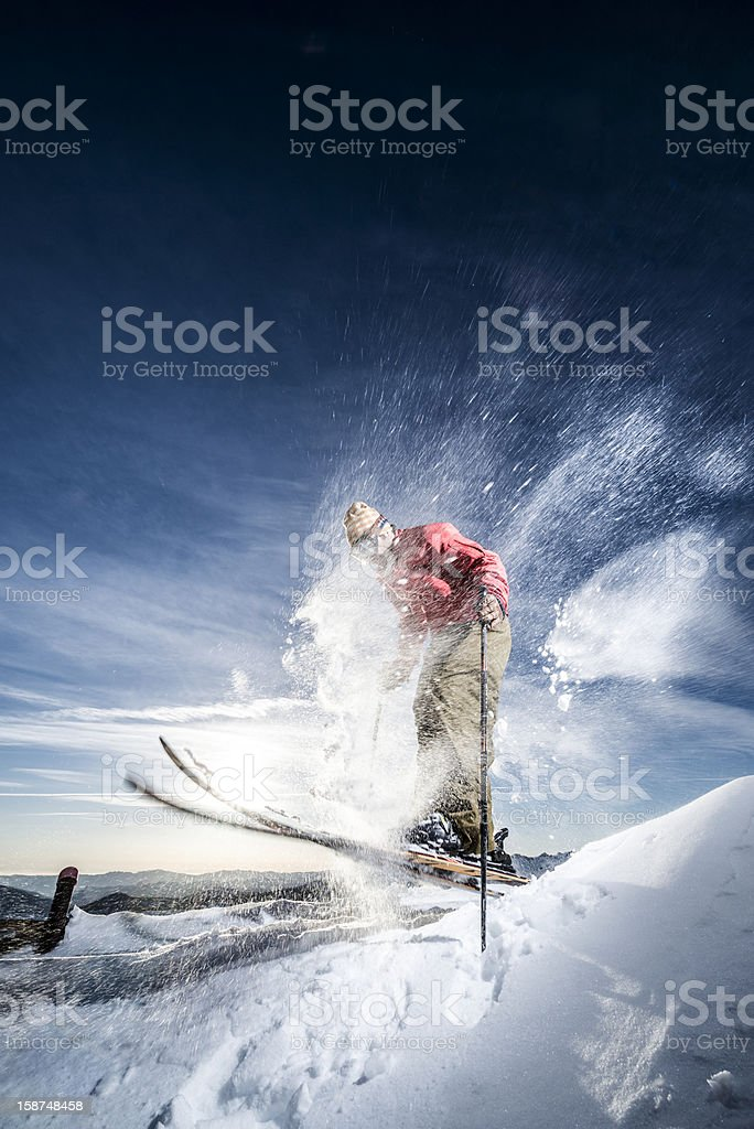 powder stock photo
