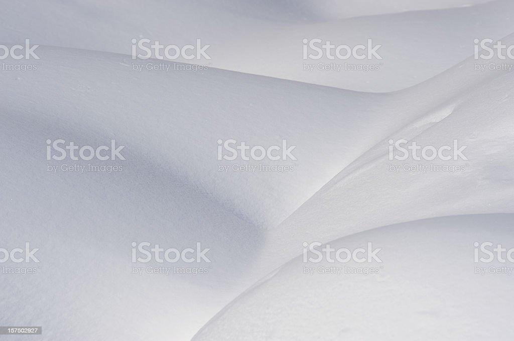 Powder snow background landscape royalty-free stock photo