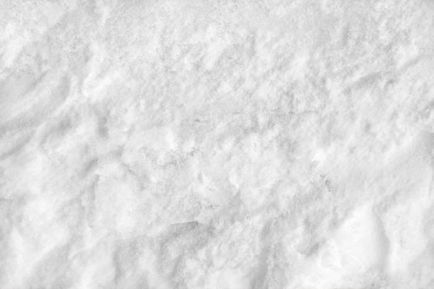 Pulvriger Schnee Hintergrund – Foto