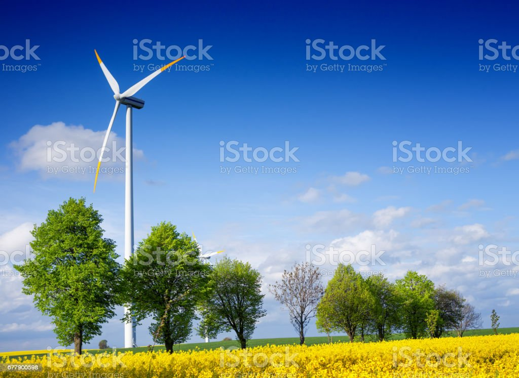 Power and environment royalty-free stock photo