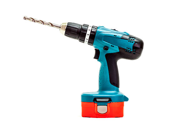 power drill - drill stock photos and pictures