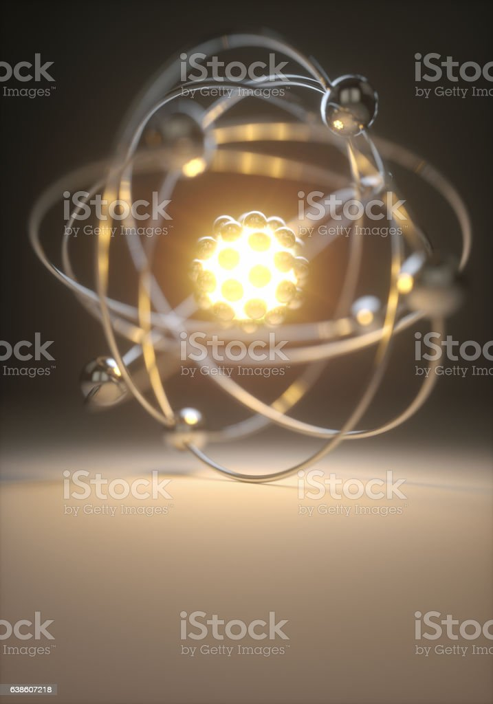 Power Energy Fusion stock photo