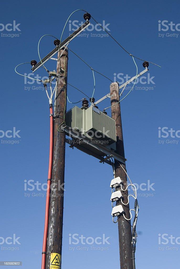 Power equipment stock photo