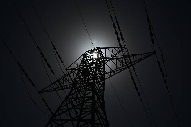 Stromausfall-Konzept – Foto