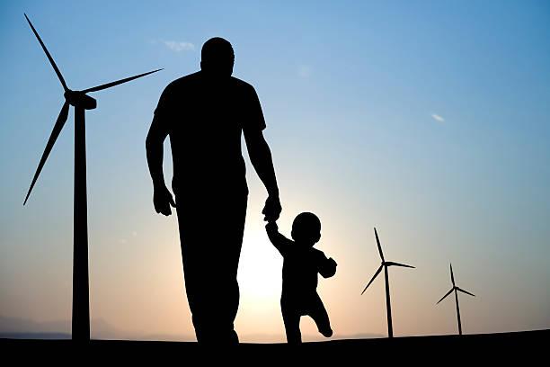 Power für zukünftige Generationen – Foto