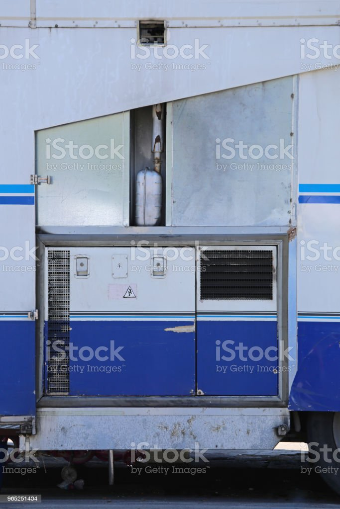 Power Generator royalty-free stock photo