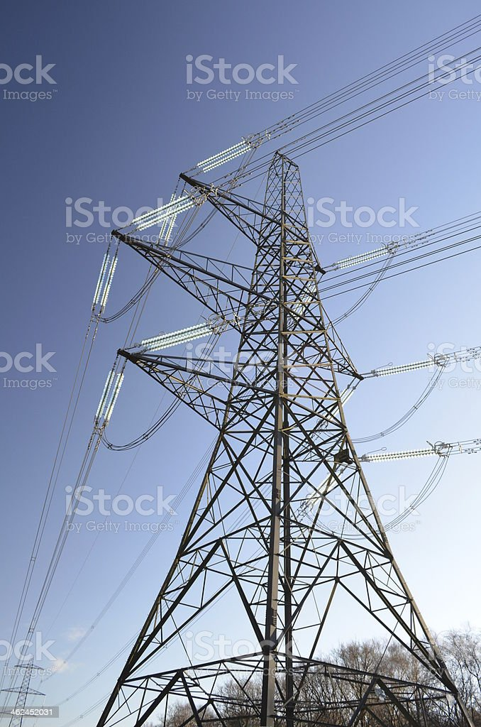 Power Giants. stock photo