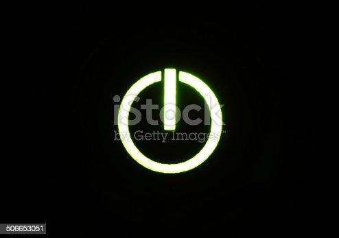 istock Power Icon 506653051