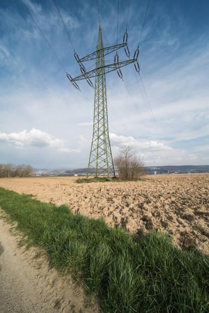 Stromleitung – Foto