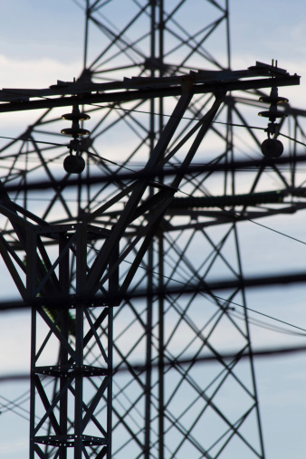 Power lines - Electric lines