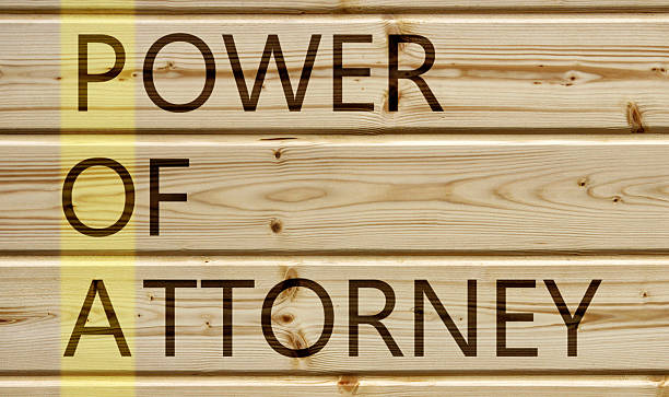 power of attorney - power of attorney stock pictures, royalty-free photos & images