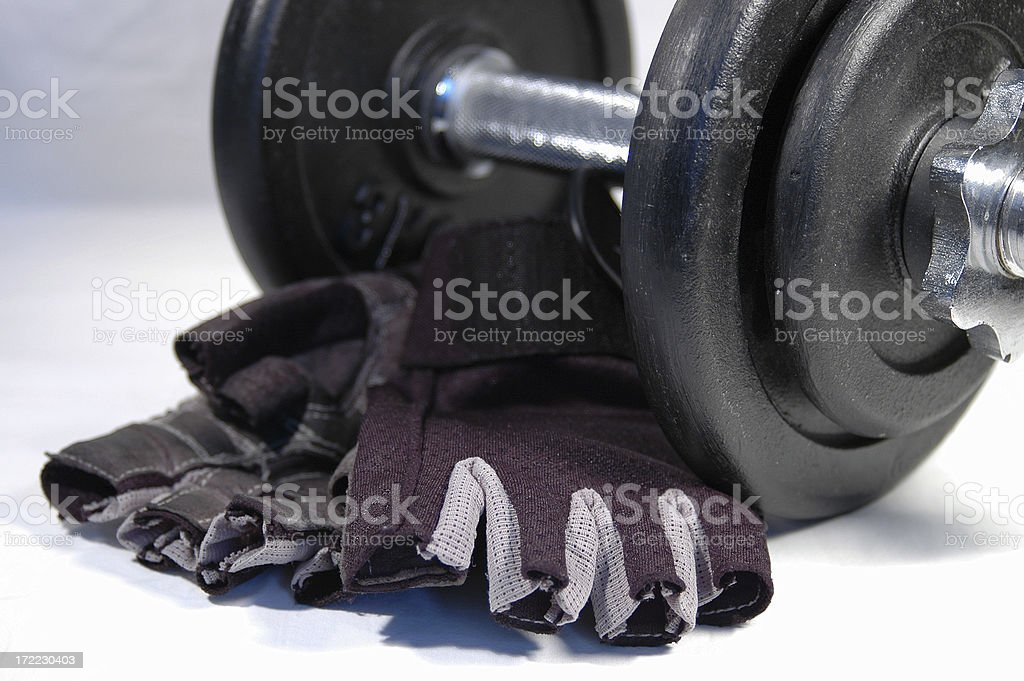 Power of Fitness royalty-free stock photo
