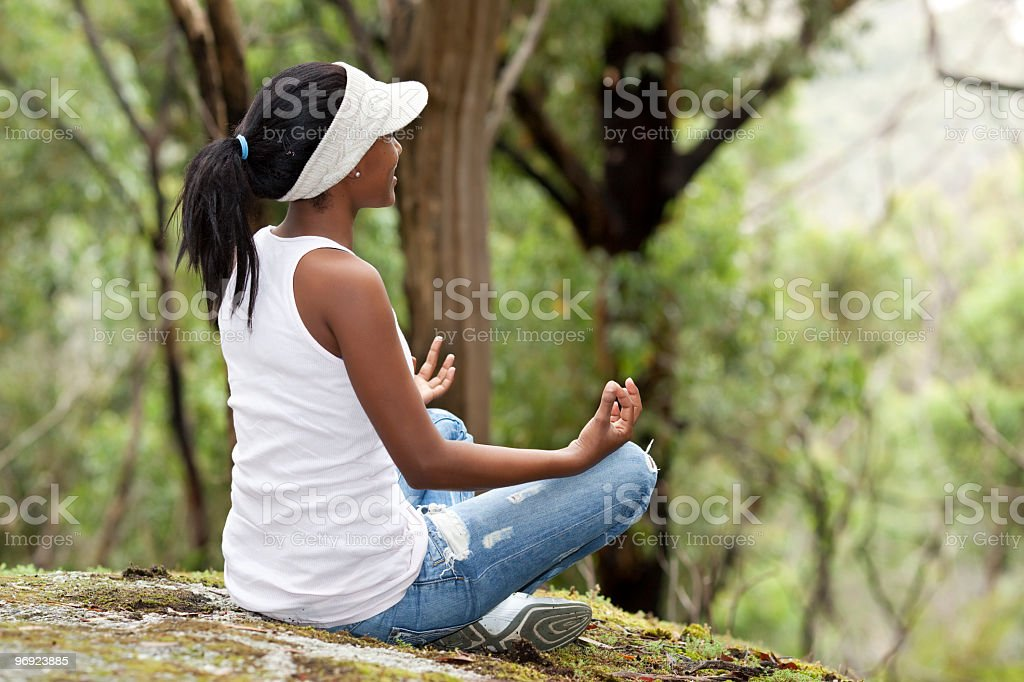 Power of the forest royalty-free stock photo
