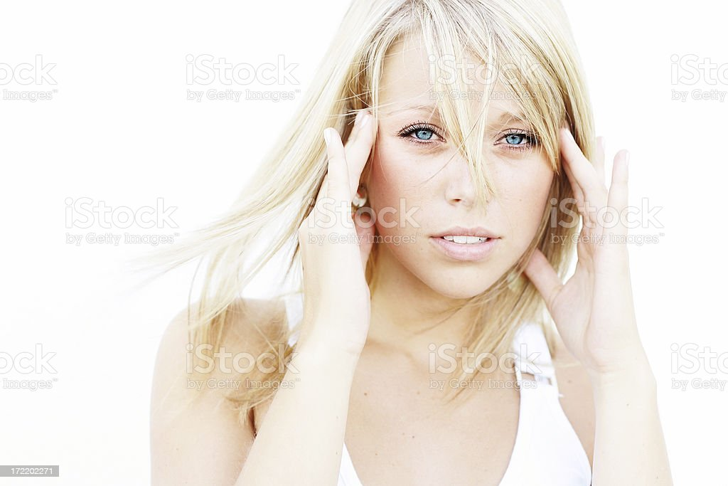 Power of Thoughts royalty-free stock photo