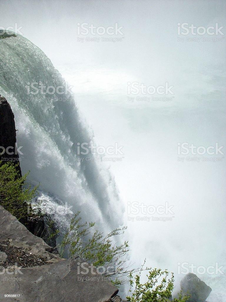 Power of Water III royalty-free stock photo