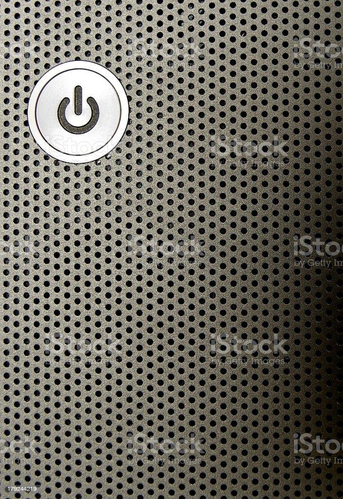 power on stock photo