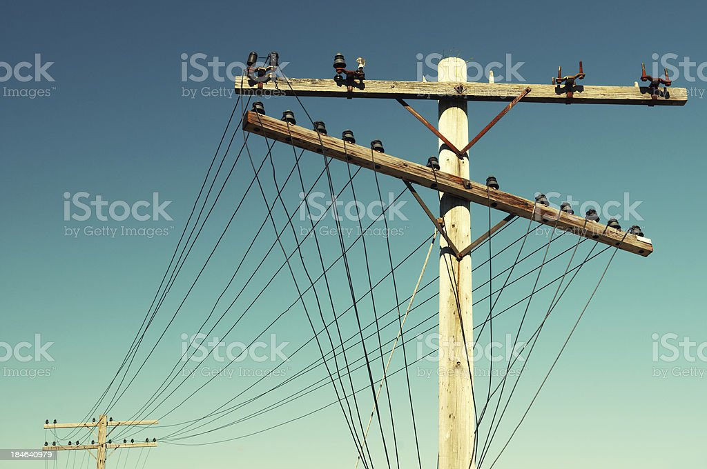 Power Outage royalty-free stock photo