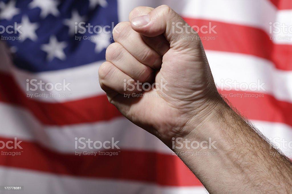 US Power royalty-free stock photo