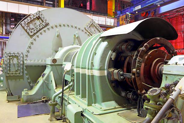 Power plant Générateur d' - Photo
