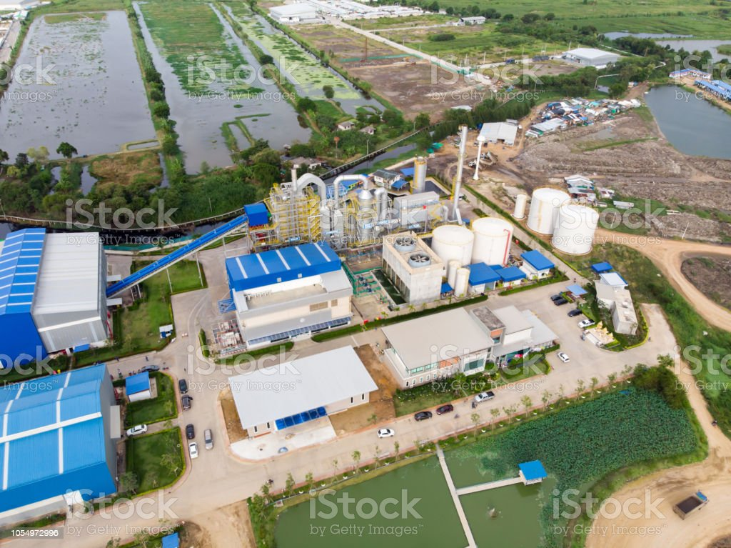 Power Plant Municipal Solid Waste Treatment Plant Rdf Stock