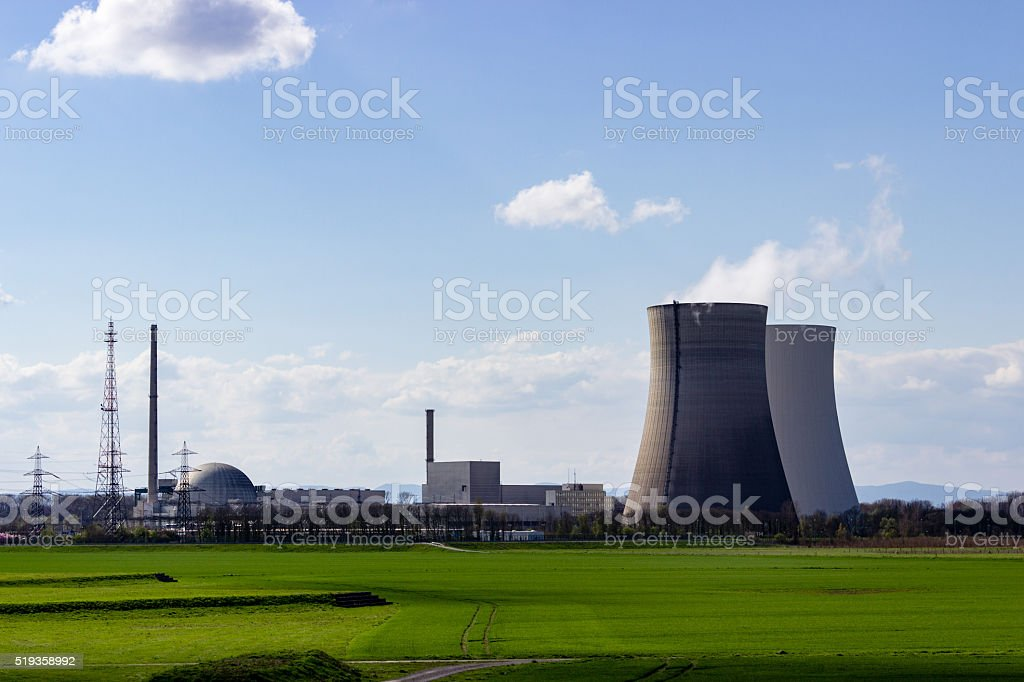 Kraftwerk Philippsburg – Foto