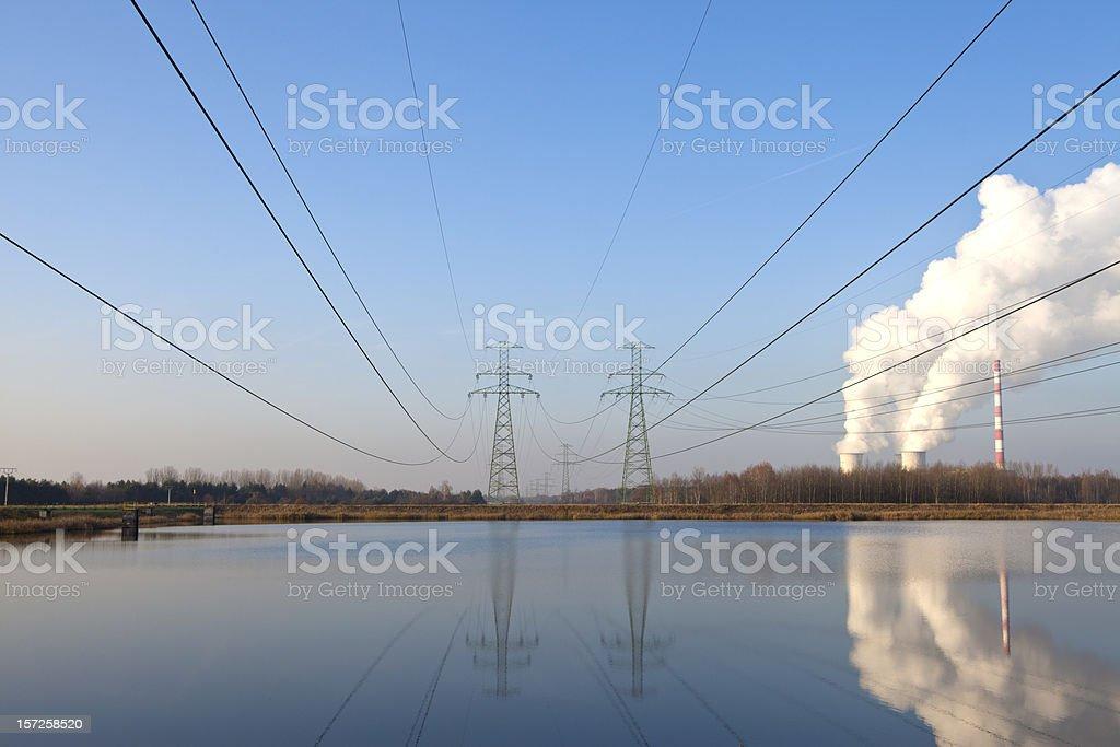 Power plant – Foto
