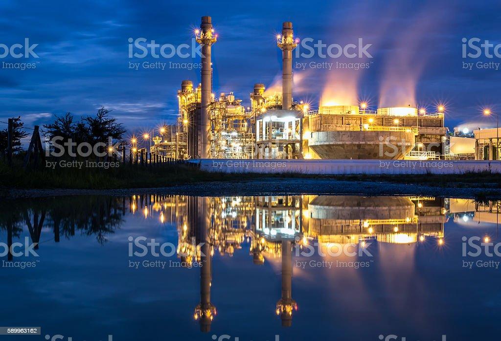 power plant foto