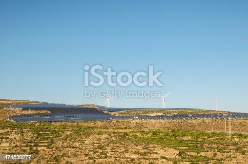 480763537 istock photo Power Plant Renewable Energy 474530277