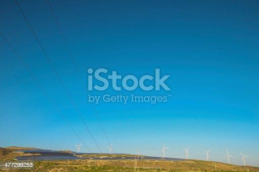 480763537 istock photo Power Plant Renewable Energy 477299253