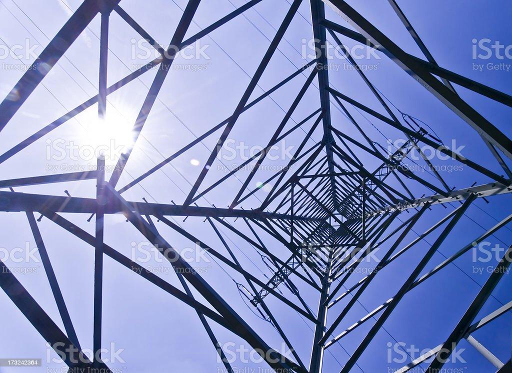 Power pylon – Foto
