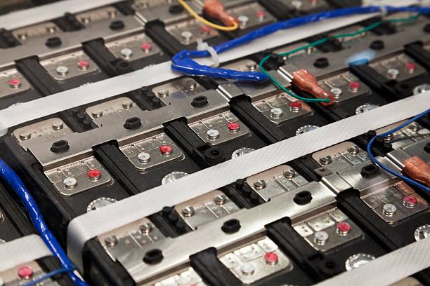 Power Source: Elektrofahrzeug – Foto