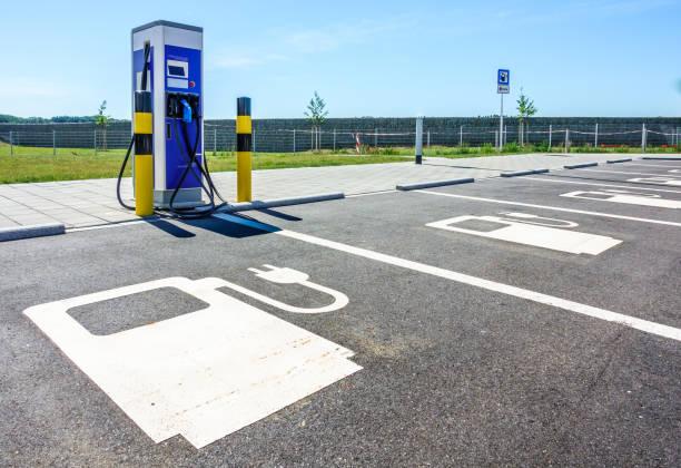 power supply für Elektrofahrzeuge – Foto