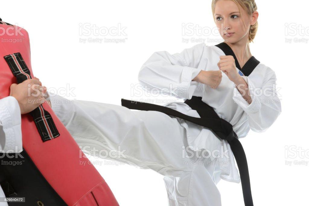 Power Training stock photo