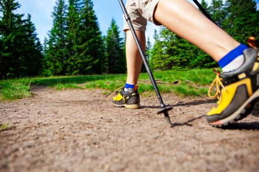 Powerwalking Stockfoto und mehr Bilder von Abenteuer